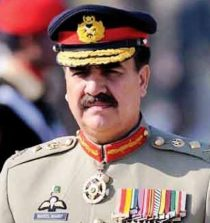 Army chief of pakistan said to end Terrorist Network