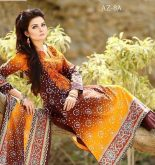 Azra New Summer Lawn Dresses 2015 for Girls (8)