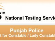 Punjab Police Jobs 2015 for Male and Female as Constable