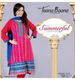 Taana Baana Party Wear Dresses 2015 (1)