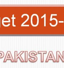 Budget 2015-16 will be Passed in 21 days from Parliment