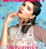 Alkaram Studio Eid ul azha Lawn Collection 2015 for Women (1)