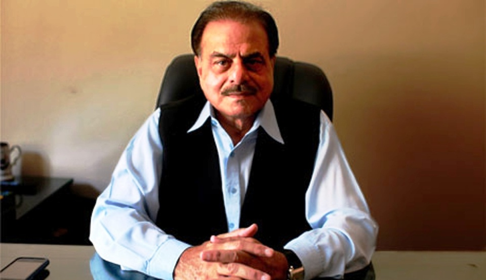 Former ISI chief General Hameed gul died