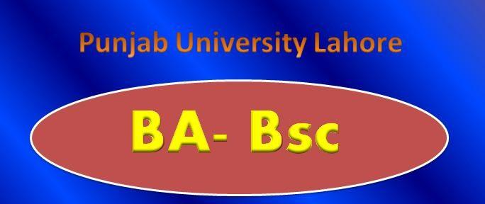 Punjab University Lahore PU Results 2020