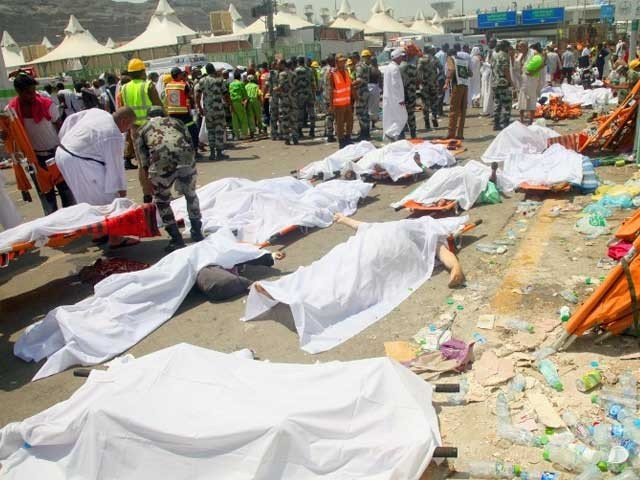 The number increased t 44 of Hajj pilgrims in Mina