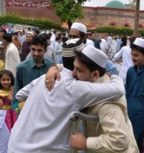 Eid ul Adha celebrating Nationwide in religious Manners