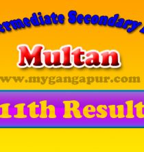 BISE Multan Board FA FSc Part 1 Result 2015
