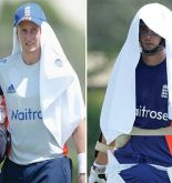 Heat of Dubai sweated England heavily