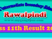 BISE Rawalpindi Board 11th 12th Class Result 2015
