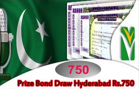 Hyderabad Draw Rs.750 Prize Bond List 15 October 2015