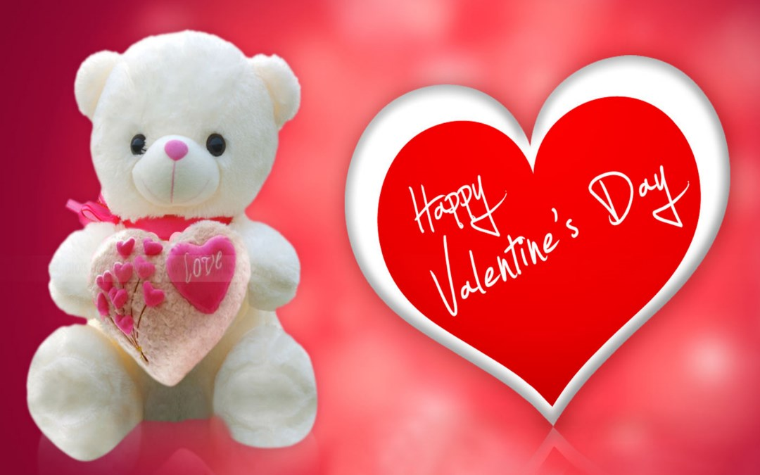 Happy Valentines Day HD Wallpapers With Quotes
