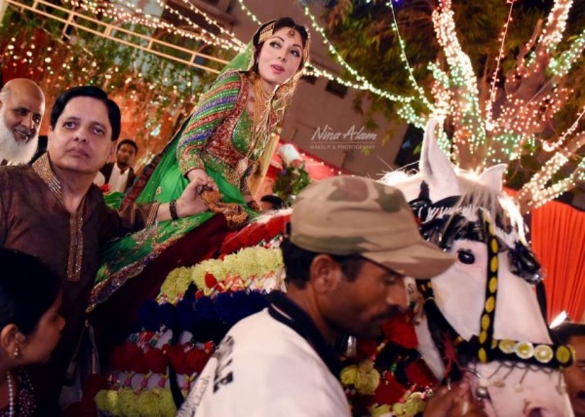 sharmila wedding photo