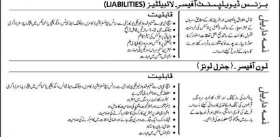 Khushhali Bank Managers Offices Jobs 2016 Online apply