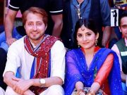 Sanam Baloch Brother's Mehndi Pictures