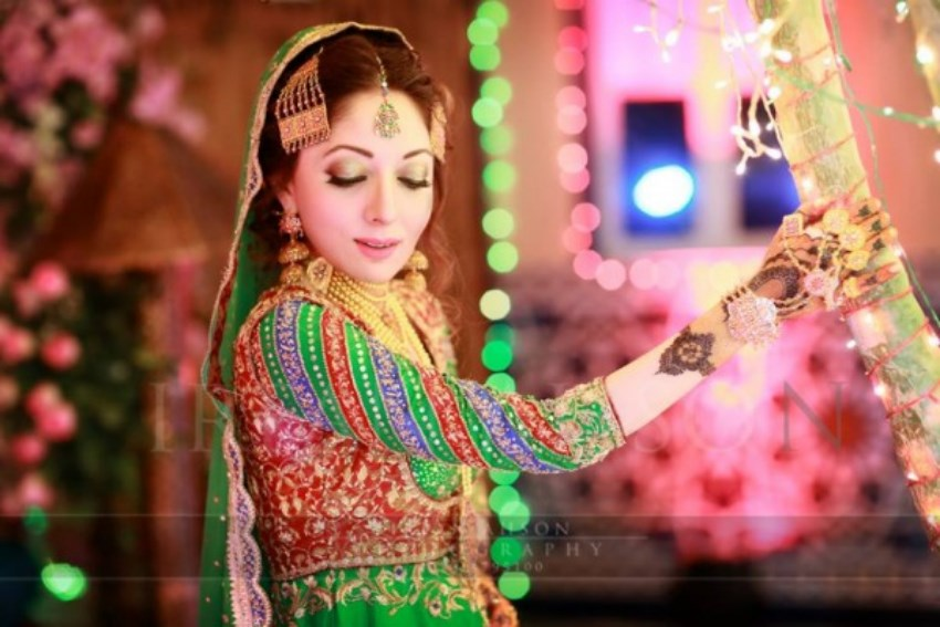 Sharmila Farooqi wedding Valima dance video Pictures