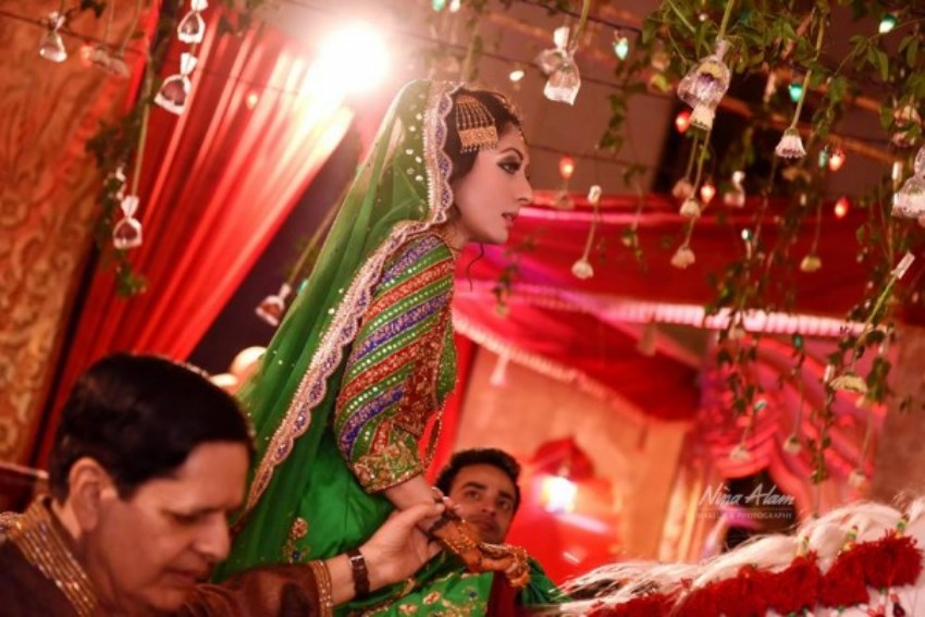 Sharmila Farooqi Wedding Pictures (1)