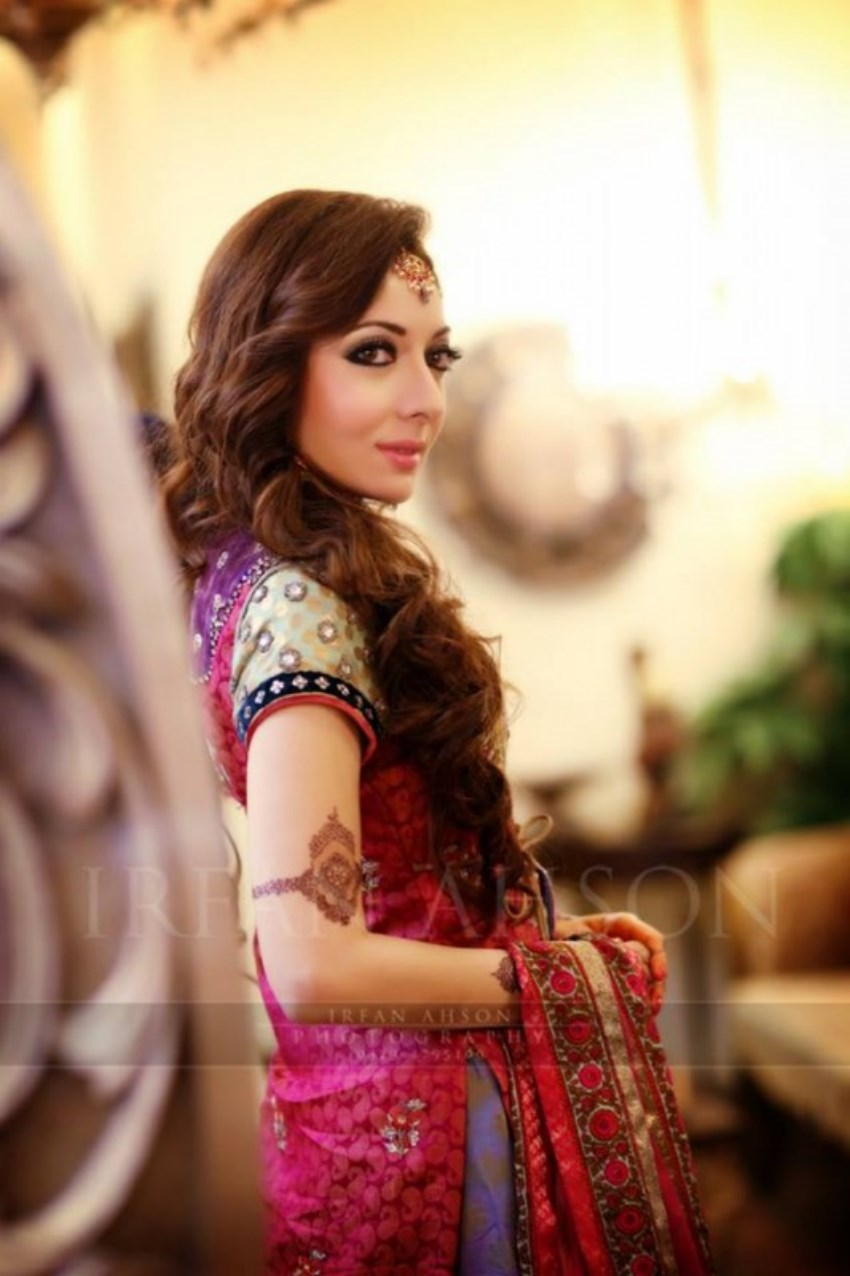 Latest Sharmila farooqi Wedding pictures (1)