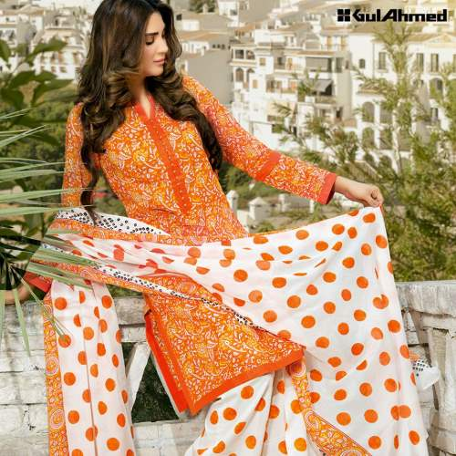 Gul Ahmed Summer 2016 Essential Collection (3)