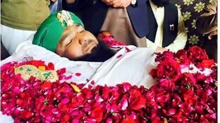Watch Ghazi Mumtaz Qadri namaz e janaza Funeral live Streaming