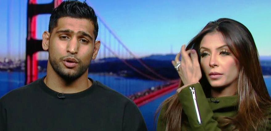 Sick Of Domestic Violence Boxer Amir Khan Separated Father From Boxing Management
