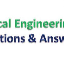 Electrical Engineering Multiple Choice Questions and Answers