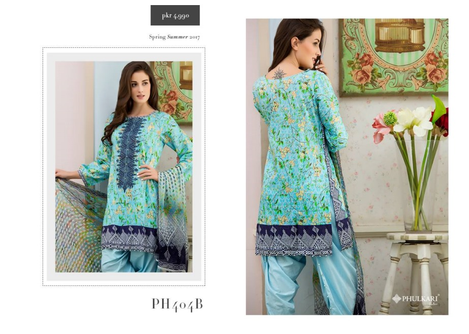 Taana Baana by Phulkari 2017 spring summer dresses Collection (9)