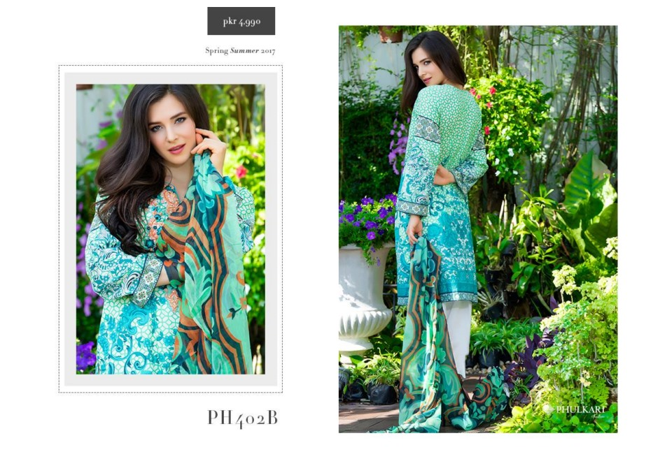 Taana Baana Phulkari spring summer Collection 2017 2018 (1)