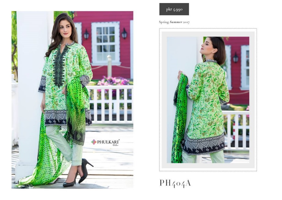 Taana Baana by Phulkari 2017 spring summer dresses Collection (2)