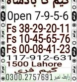 1500 Prize Bond Guess Papers 2017 Lahore (1)