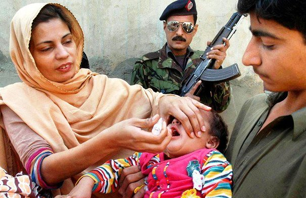 Today Three-day anti-polio campaign startss off in Sindh