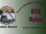 BISE-Multan Logo