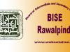 Bise Rawalpindi Board FA FSC 12th Class annual Result 2018
