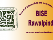Bise Rawalpindi Board FA FSC 12th Class annual Result 2018