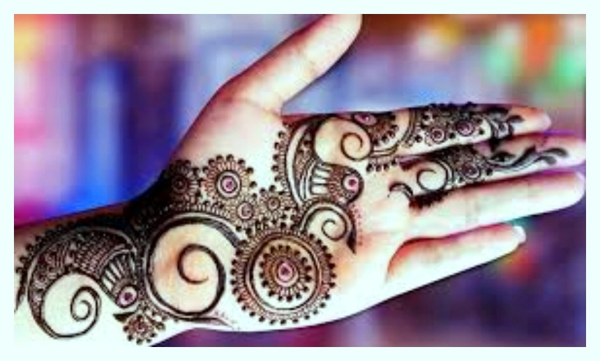 Fancy & Stylish Mehndi Trends & Designs