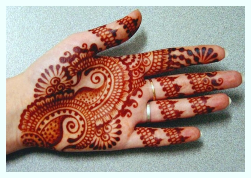 Best Mehndi Design free