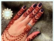 Mehndi Designs for Mehndi Functions