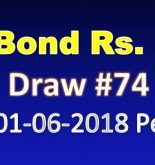 Check Prize Bond List 40000 Draw Result 2018 Check online by websolution.pk