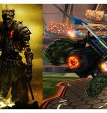 Comparison between Dark Souls 3 & Rocket League