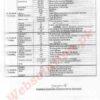 Page 4 BZU DateSheet for M.A/M.Sc Part-ll Annual Examination 2018