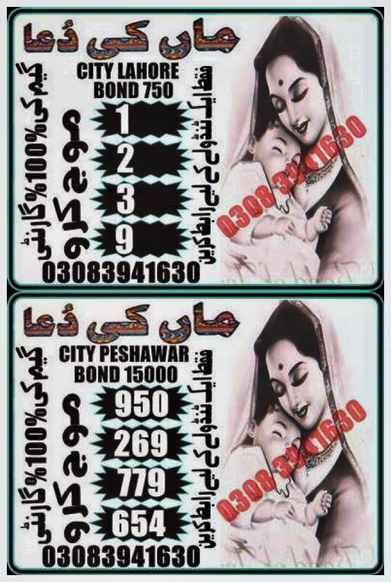 MAARs. 750 Prize Bond Guess Papers