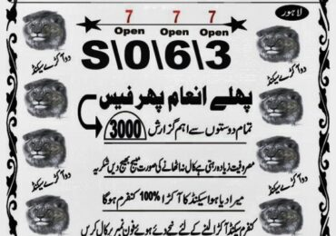 baba faisal Rs. 750 Prize Bond Guess Papers
