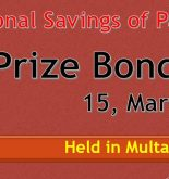 Prize Bond Rs. 200 Draw #77 Full List Result 15-03-2019 Multan