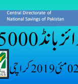 Prize Bond Rs. 25000 Draw #29 Full List Result 02-05-2019 Karachi