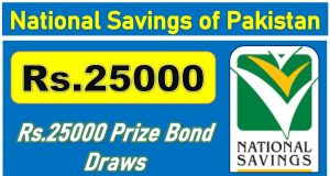Prize bond list 25000 Draw result