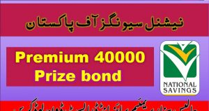 Premium Prize Bonds (Registered) Scheme