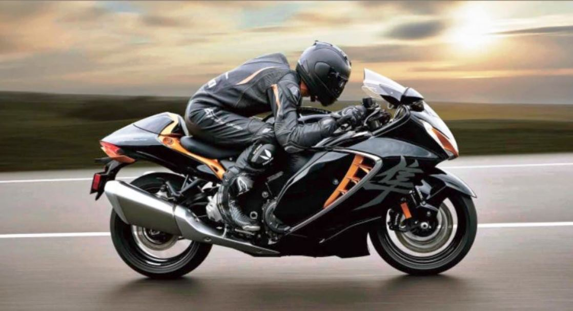 New '2021 model' Hayabusa leads Suzuki revival