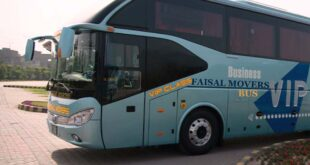 Service banned Faisal Movers