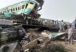 Ghotki Train Accident Pakistan Railway