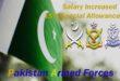 Pak Air Force Salary Increase 15%